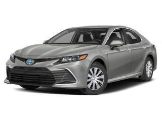 New 2021 Toyota Camry HYBRID LE for sale in Ancaster, ON