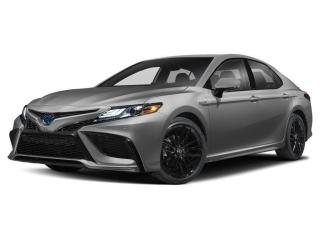 New 2021 Toyota Camry HYBRID SE for sale in Ancaster, ON
