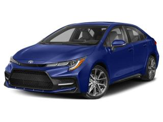 New 2022 Toyota Corolla SE for sale in Ancaster, ON