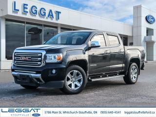 Used 2015 GMC Canyon SLT for sale in Stouffville, ON