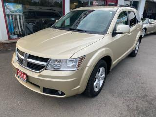 Used 2010 Dodge Journey SXT for sale in Hamilton, ON