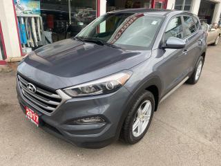 Used 2017 Hyundai Tucson SE for sale in Hamilton, ON