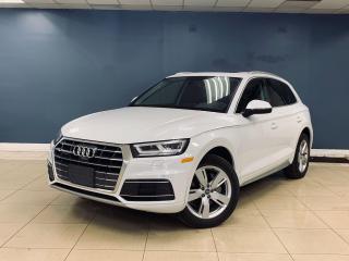 Used 2018 Audi Q5 Technik|2.0|Quattro|Stronic|Nav|BU Camera|Panoroof for sale in North York, ON