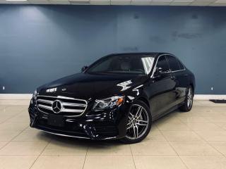 Used 2018 Mercedes-Benz E-Class E400|1 Owner|NoAccident|ACC|360Camera|WhiteSeat| for sale in North York, ON