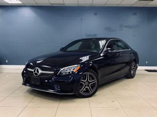 Used 2019 Mercedes-Benz C-Class C300 AWD 360 No Accident 1 OwnerPRE&PRE Plus AMG  for sale in North York, ON