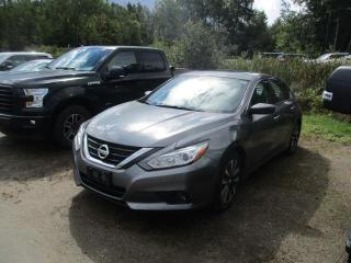 Used 2017 Nissan Altima 2.5 for sale in North Bay, ON