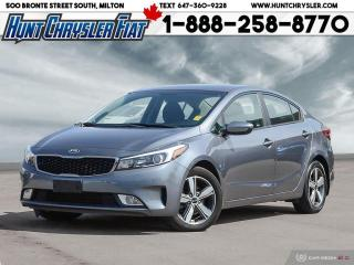Used 2018 Kia Forte LX | ALLOYS | CAM | HTD STS | CARPLAY & MORE!!! for sale in Milton, ON