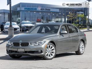 Used 2017 BMW 3 Series 330i xDrive FINANCE AVAILABLE| NAVIGATION| SUNROOF for sale in Mississauga, ON