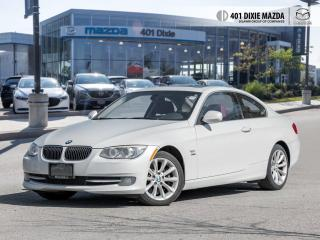 Used 2012 BMW 3 Series 335i xDrive ONLY 1 IN ONTARIO| ONE OWNER| NO ACCID for sale in Mississauga, ON