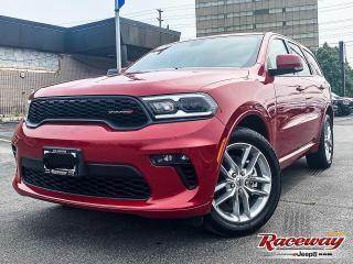 Used 2021 Dodge Durango | ALPINE SPEAKERS | HEATED LEATHER for sale in Etobicoke, ON