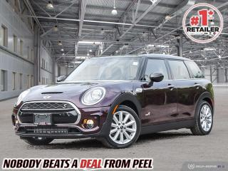 Used 2017 MINI Cooper Clubman Cooper S (M6) for sale in Mississauga, ON