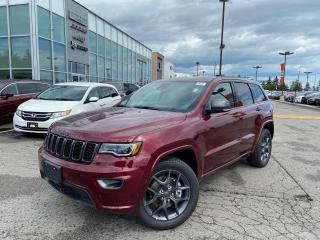 New 2021 Jeep Grand Cherokee 80TH ANNIVERSARY NAVI PANO SUNROOF LEATHER 4X4 for sale in Pickering, ON