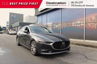 Used 2020 Mazda MAZDA3 GT - Fully Loaded, Leather, Power Seats! for sale in Vancouver, BC