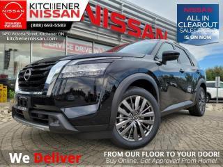 New 2022 Nissan Pathfinder SL w/Premium Package for sale in Kitchener, ON
