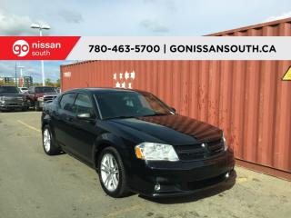 Used 2013 Dodge Avenger SXT, HEATED SEATS - FINANCING AVAILABLE for sale in Edmonton, AB
