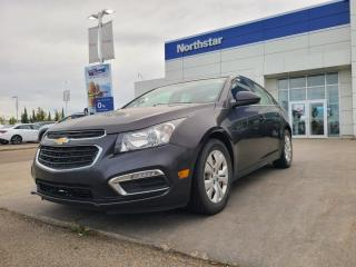 Used 2016 Chevrolet Cruze Limited LIMITED LT/AUTO/LEATHER/BACKUPCAM/HEATEDSEATS/BLUETOOTH for sale in Edmonton, AB