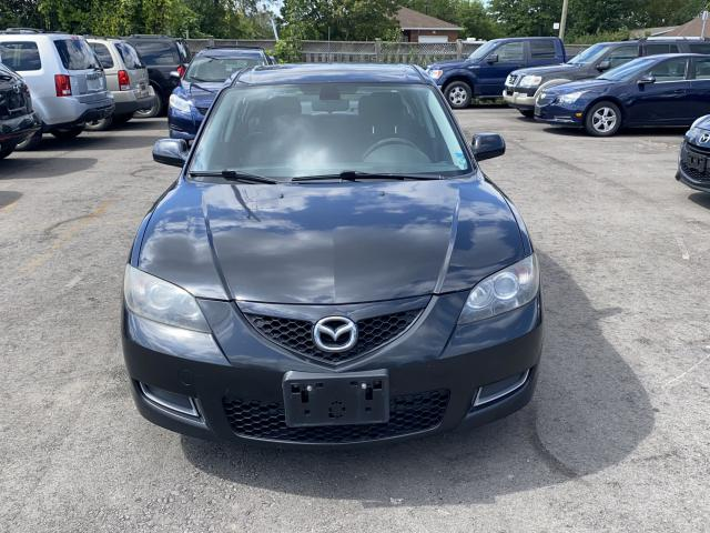 2009 Mazda MAZDA3 GS