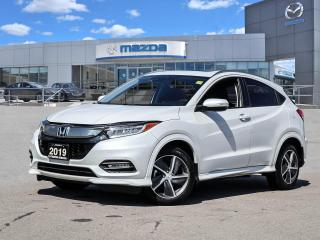Used 2019 Honda HR-V Touring TOURING - AWD, BLUETOOTH, REAR CAMERA, LOW KM'S for sale in Hamilton, ON
