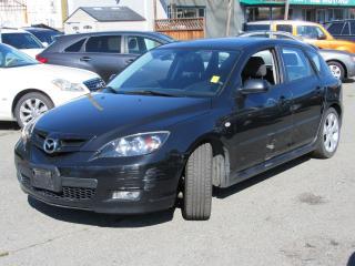 Used 2007 Mazda MAZDA3 GS for sale in Vancouver, BC