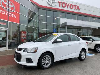 Used 2018 Chevrolet Sonic LT Auto for sale in Surrey, BC