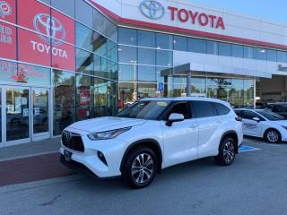 Used 2020 Toyota Highlander XLE for sale in Surrey, BC