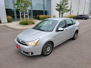 Used 2011 Ford Focus 4DR SDN SE for sale in Mississauga, ON