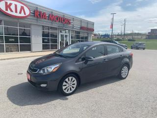 Used 2014 Kia Rio EX at for sale in Owen Sound, ON