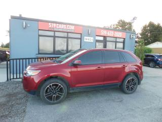 Used 2013 Ford Edge SEL | Pano Roof | Navigation | Backup Camera for sale in St. Thomas, ON