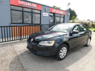 Used 2013 Volkswagen Jetta Trendline|Heated Seats|AUX for sale in St. Thomas, ON
