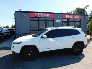 Used 2014 Jeep Cherokee North | Heated Seats & Wheel | Bluetooth for sale in St. Thomas, ON