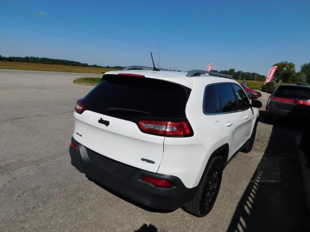 2014 Jeep Cherokee North | Heated Seats & Wheel | Bluetooth