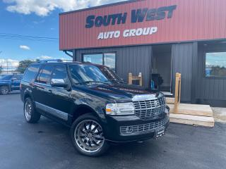 Used 2010 Lincoln Navigator SYNC|BackUp|PwrRunningBoards|Htd Lthr Seats|7 Pass for sale in London, ON
