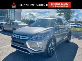 Used 2019 Mitsubishi Eclipse Cross ES for sale in Barrie, ON