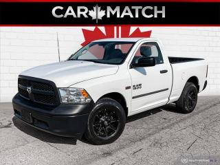 Used 2014 RAM 1500 ST / V8 HEMI / 2DR / NO ACCIDENTS for sale in Cambridge, ON