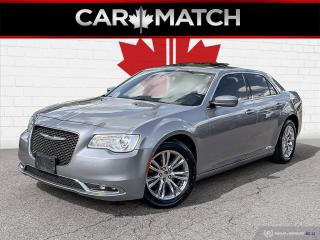 Used 2015 Chrysler 300 TOURING / LEATHER / PANORAMIC SUNROOF for sale in Cambridge, ON