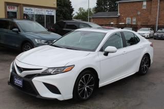 Used 2020 Toyota Camry SE for sale in Brampton, ON