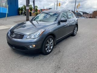 Used 2013 Infiniti EX37 EX37/LOWKM/SUNROOF/AWD/CERTIFIED for sale in Toronto, ON