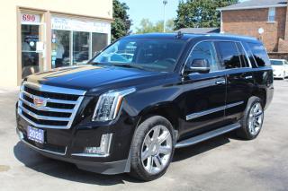 Used 2020 Cadillac Escalade Premium Luxury for sale in Brampton, ON