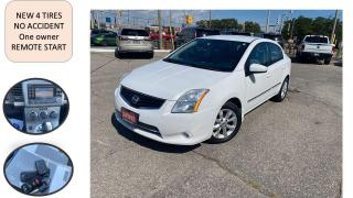 Used 2012 Nissan Sentra AUTO ONE OWNER NO ACCIDENT REMOTE START NEW TIRES for sale in Oakville, ON