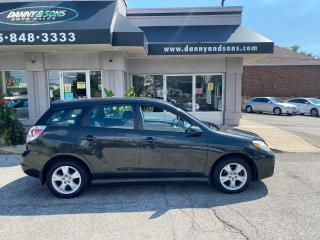 Used 2005 Toyota Matrix XR as is for sale in Mississauga, ON