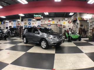 Used 2013 Nissan Murano AUTO A/C CRUISE CONTROL H/SEATS P/SEAT 118K for sale in North York, ON
