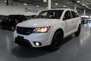 Used 2016 Dodge Journey SXT for sale in North York, ON