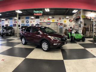 Used 2016 Honda CR-V EX AUTO AWD A/C H/SEATS BLUETOOTH SUNROOF for sale in North York, ON