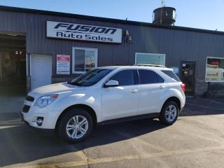 Used 2013 Chevrolet Equinox LT- BACK UP CAMERA-BLUETOOTH-TOUCH SCREEN for sale in Tilbury, ON