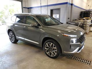 New 2022 Hyundai Santa Fe 2.5T ULTIMATE CALLIGRAPHY AWD NO OPTIONS for sale in Port Hawkesbury, NS