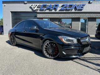 Used 2015 Mercedes-Benz CLA45 CLA 45 AMG for sale in Calgary, AB