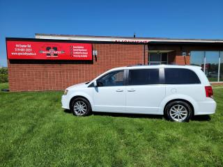 Used 2020 Dodge Grand Caravan PREMIUM PLUS for sale in London, ON
