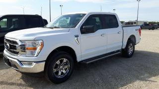 New 2021 Ford F-150 XLT XTR SuperCrew 5.5' Box for sale in Elie, MB