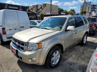 Used 2010 Ford Escape Limited for sale in Brantford, ON
