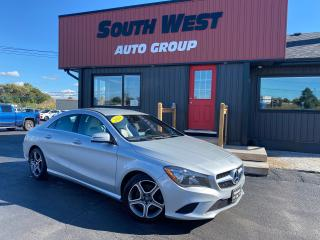 Used 2014 Mercedes-Benz CLA-Class CLA 250|Htd Lthr Seats|Bluetooth|Alloys|Cruise|A/C for sale in London, ON